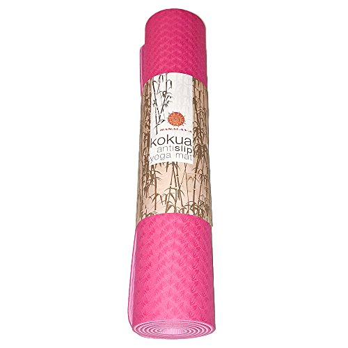 Premium TPE Yoga-Pilates Mat (pink)