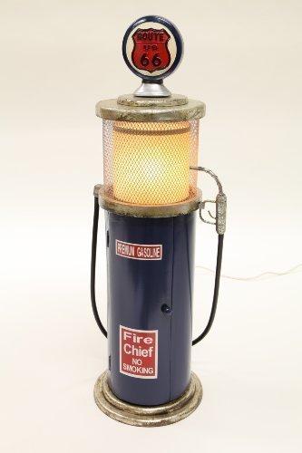 Point-home armoire style rétro cD «pompe à essence «lumière (uVP 169 ...