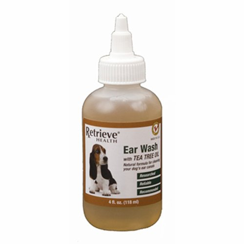 Retrieve Health Ear Wash, 4 Ounces