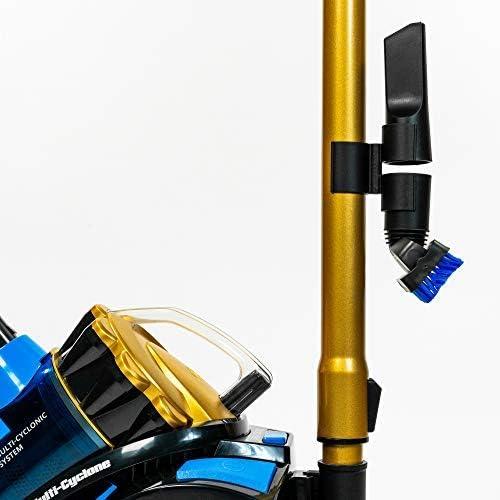 ECO-DE aspirateur Absolut Multi Cyclone, aspirateur traîneau Multi Cyclone, Double Filtre HEPA sans Sacs