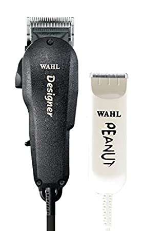 Wahl All-in-One Professional Powerful Lightweight Barber Shop Hair Cut Salon All Star Combo Clipper Trimmer Set