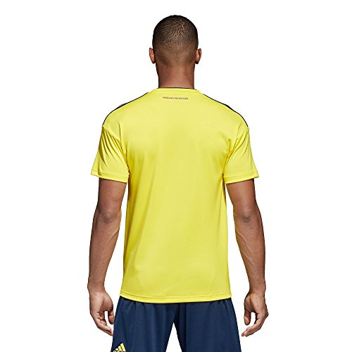 Player Print - adidas Performance Colombia Casa Camiseta de Mundial de Fútbol de 2018 Inc Libre Rusia 2018 Torneo Transferencia, Hombre, ...
