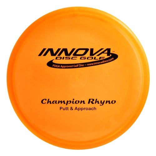 Innova Disc Golf I-Dye Champion Rhyno Golf Disc, 165-169gm (Colors may vary) by Innova Disc Golf