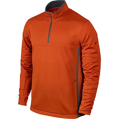 nike-golf-therma-fit-cover-up-team-orange-dark-grey-anthracite-s