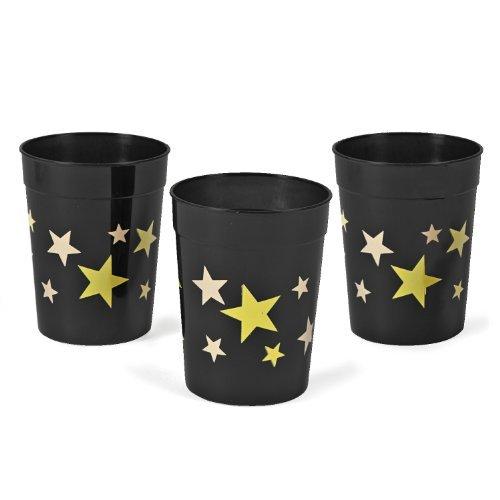 Gold Star Tumbler Glasses (1 dz)