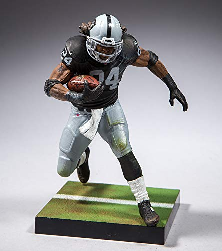 - McFarlane Toys Marshawn Lynch Oakland Raiders Madden 19 Series 1 Figure