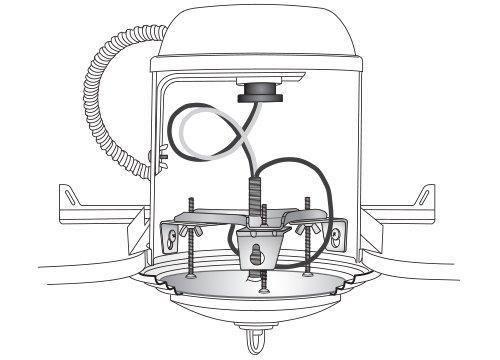 Can Light Conversion Kit >> Satin Nickel Flat Medallion Recessed Light Conversion Kit For 5