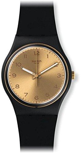 SWATCH watches GENT GOLDEN FRIEND TOO GB288 [regular imported goods]