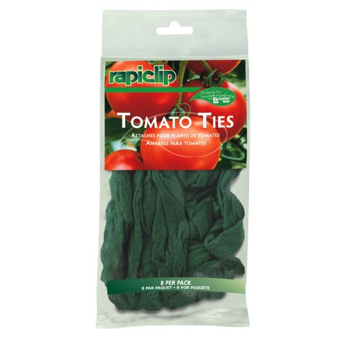 Luster Leaf Rapiclip Garden Tomato Ties - 8 Pack 829
