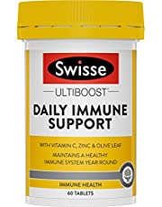 Swisse Ultiboost Daily Immune Support 60 Tab, 0.1300 kilograms
