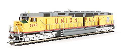 Bachmann Industries Union Pacific #6940 EMD DD40 AX Centennial Diesel Locomotive