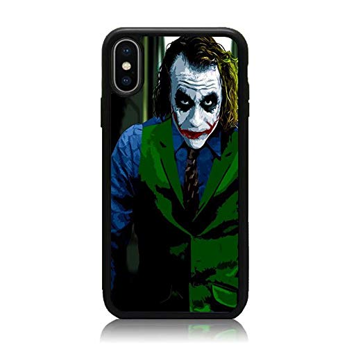 low priced 3ece8 34f4a Amazon.com: iPhone Xs Max Case, [Joker Batman Look My Eyes Series ...