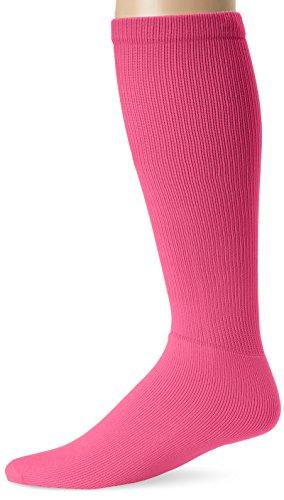 ASICS All Sport Court Socks, Neon Pink, Large