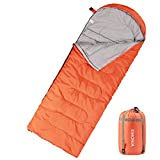 Emonia Camping Sleeping Bag,Three season.Waterproof Outdoor Hiking Backpacking Sleeping Bag Perfect for 20 Degree Traveling,Lightweight Portable Envelope Sleeping Bags for Adults,Girls and Boys For Sale