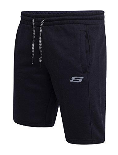 Hommes Pour Skechers Shorts Pantalon over Survêtement Navy2 De Jogging Pull xExPnSFw1