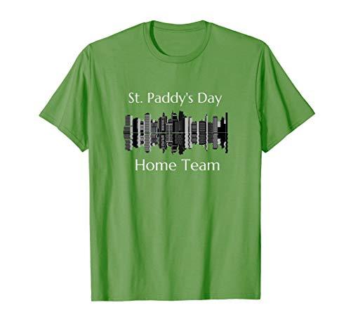 St. Patrick's Day Home Team Boston T-Shirt -