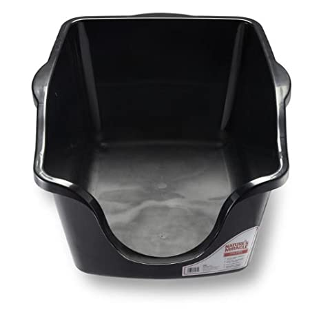 e3f2ede0eb25 Amazon.com  Nature s Miracle High-Sided Litter Box