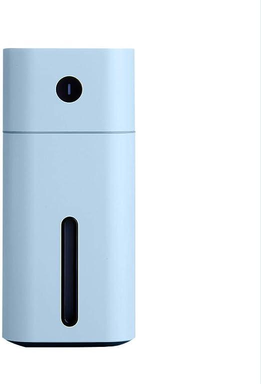QUUY Mini humidificador Cuadrado ultrasónico, difusor del Aceite ...