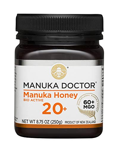 Manuka Doctor Bio Active Honey, 20 Plus, 8.75 oz