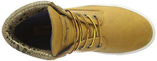 Wrangler Historic, Zapatillas De Estar por Casa para Mujer Amarillo