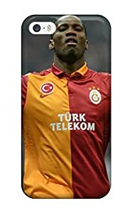 Fashionable Style Case Cover Skin For Iphone 5/5s- Drogba New by lolosakes