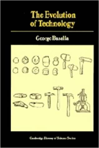 The Evolution of Technology (Cambridge Studies in the History of Science)