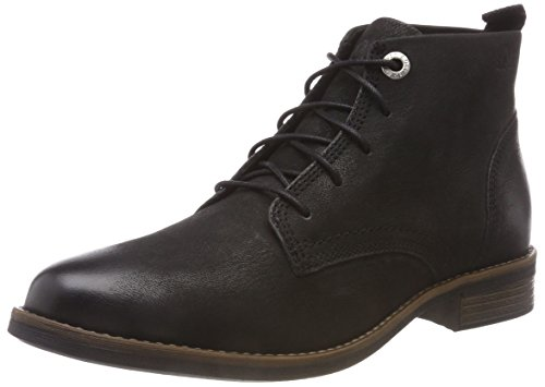 s.Oliver Women's 25100-31 Ankle Boots Black (Black 1) PkcwU