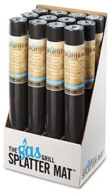 Splatter Mat Gas Grill Mat 30'' X 48'' by Diversitech