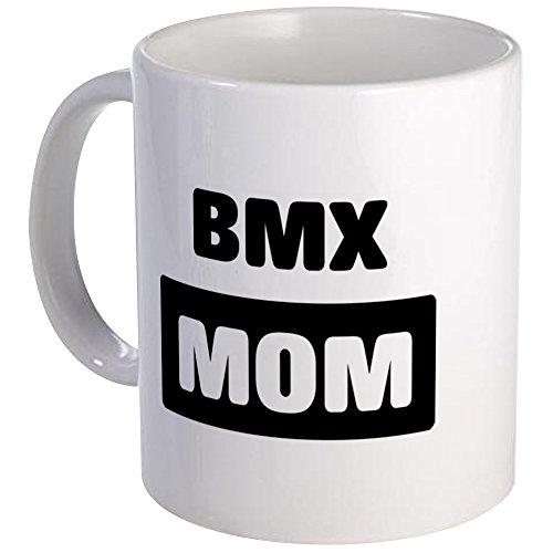 CafePress - BMX Mom Mug - Unique Coffee Mug, Coffee ()