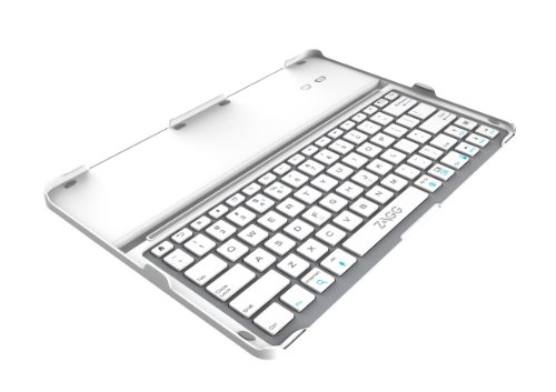 Zagg keys Pro Cover Fit Case with Bluetooth Keyboard for ...