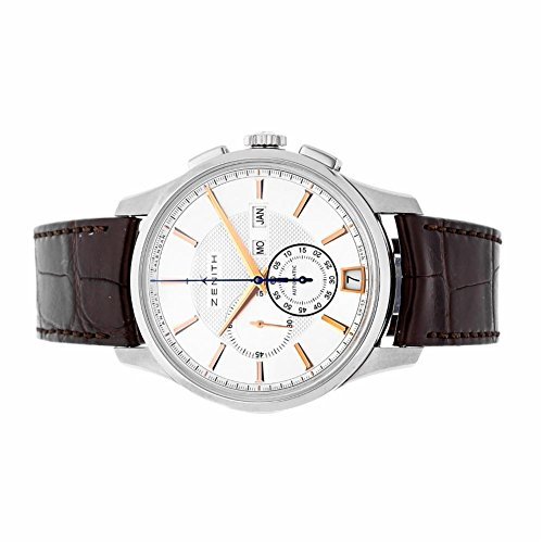 Zenith El Primero automatic-self-wind mens Watch 03.2070.4054/02.C711 (Certified Pre-owned) (Men Watch Zenith)