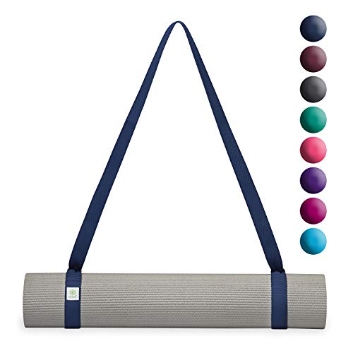 Gaiam Easy-Cinch Yoga Mat Sling, 1 Count