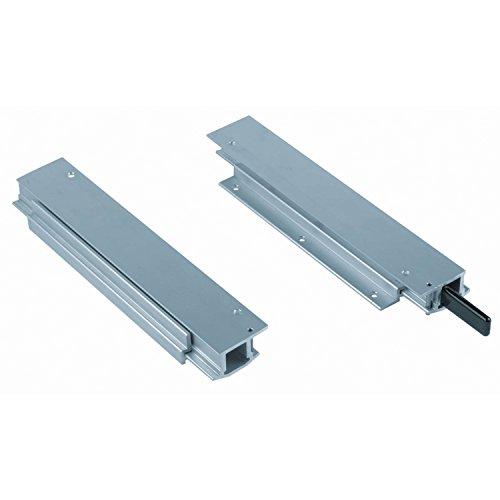 Garelick/Eez-In 74002:01 Tandem Fore & Aft Seat Slide Track Hardware - 16.5