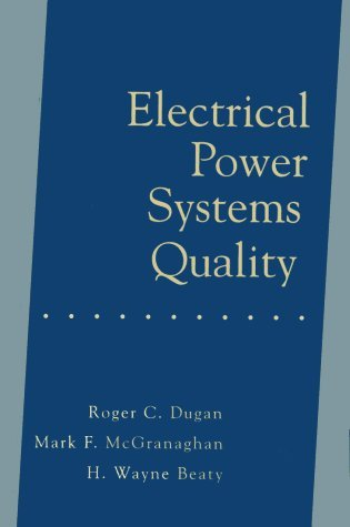 By Roger C. Dugan - Electrical Power Systems Quality (1995-10-16) [Hardcover]