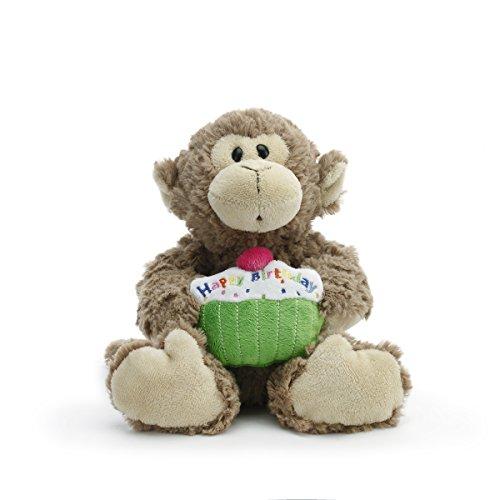 Birthday Monkey Happy (Demdaco Baby Happy Birthday Monkey)