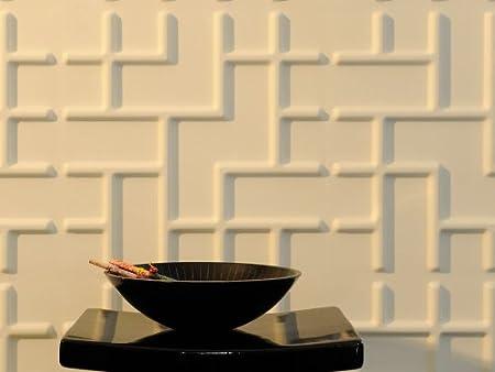 3D Wall Panel Tetris - Room Decor Wall Panels Wall Panels Ceiling ...