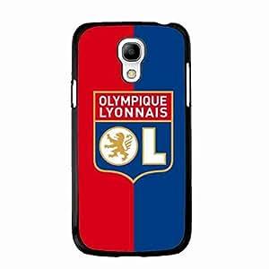 Hybrid Hard Plastic Shell Funda LYONNAIS Football Samsung Galaxy S4Mini Funda