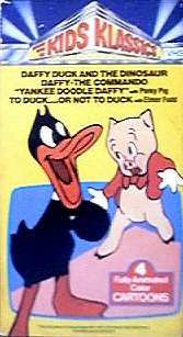 kids-klassics-daffy-duck-and-the-dinosaur-daffy-the-commando-yankee-doodle-daffy-with-porky-pig-and-