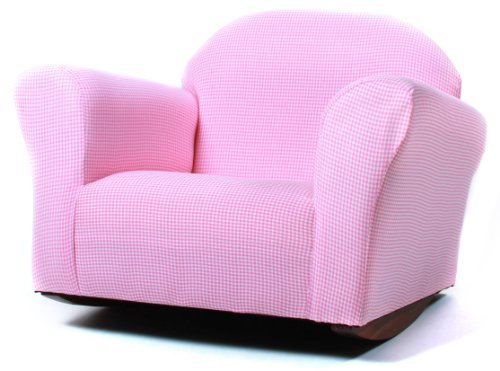 fantasy-furniture-roundy-rocking-chair-gingham-pink