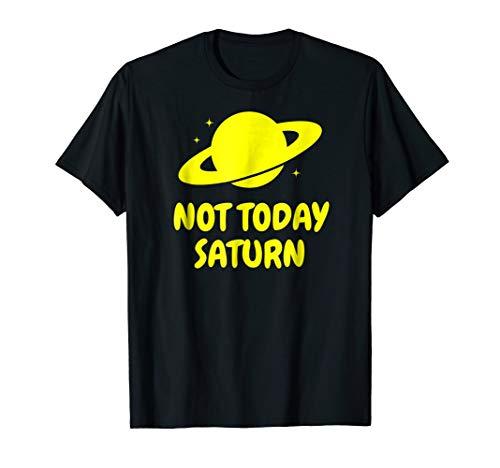 Saturn Costume T Shirt Funny Satan Halloween