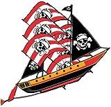 In the Breeze Pirate Ship 3D Nylon Kite