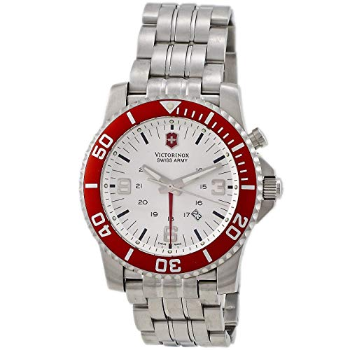 - Victorinox Swiss Army Men's 24141 Maverick Watch