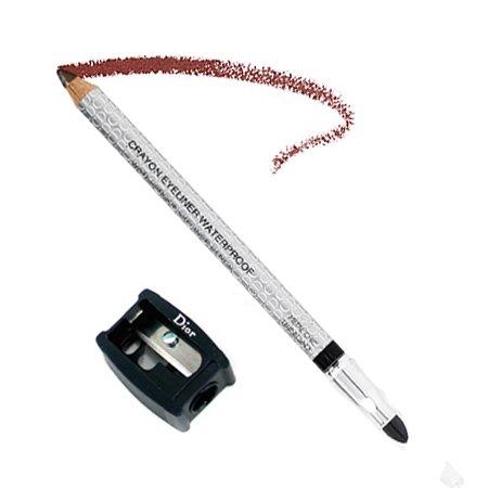 Dior Crayon Eyeliner Waterproof 593 Brown