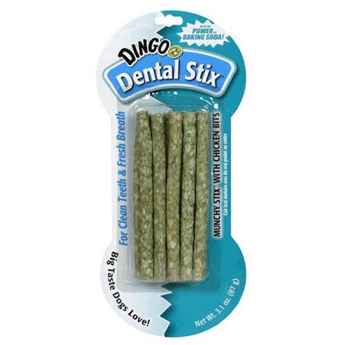 Dingo Dental Stix, 10-Pack, 3.1-Ounce, My Pet Supplies