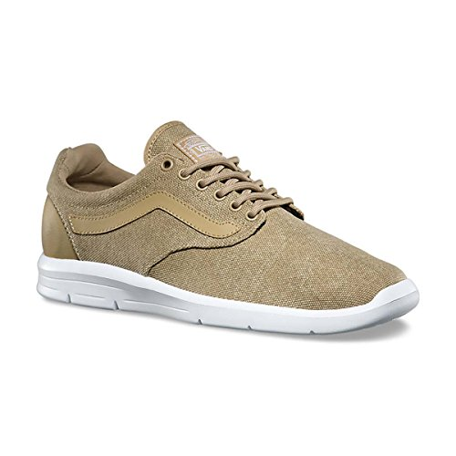 Vans Mens Iso 1,5 Bas En Dentelle Haut En Baskets Mode Cornstalk