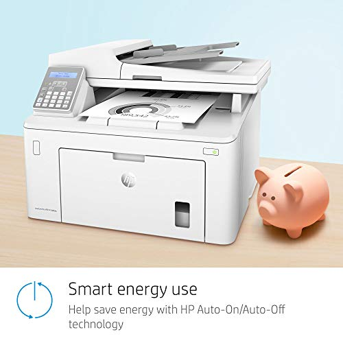 HP Laserjet Pro M148fdw All-in-One Wireless Monochrome Laser Printer with Auto Two-Sided Printing, Mobile Printing, Fax & Built-in Ethernet (4PA42A) by HP (Image #13)