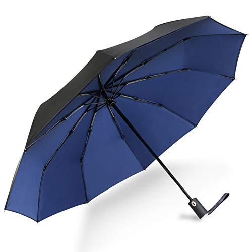 🥇 BFGTOR Paraguas Plegable a Prueba de Viento