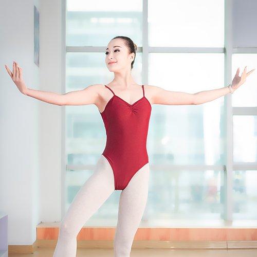 BrandChef(TM) Professional Black Straps Ballet Leotard Women Mesh Backless Ballet Clothes Girls Swan Lake Ballet (Swan Ballet Costume)