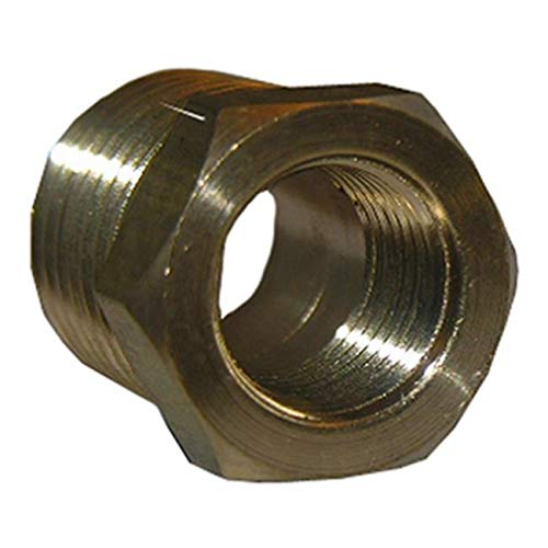 BeautyBlade 0.25 in. Male x 0.12 in. Female Pipe Thread Hex Bushing