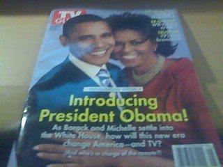 (Barack Obama's Inauguration Week TV Guide Cover)